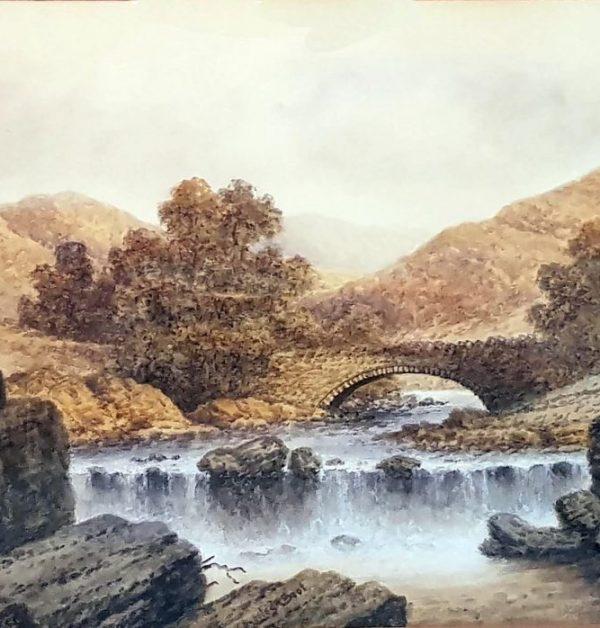 Charles A Boot - Bridge